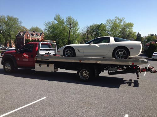 exotic car-towing-lancaster-pa