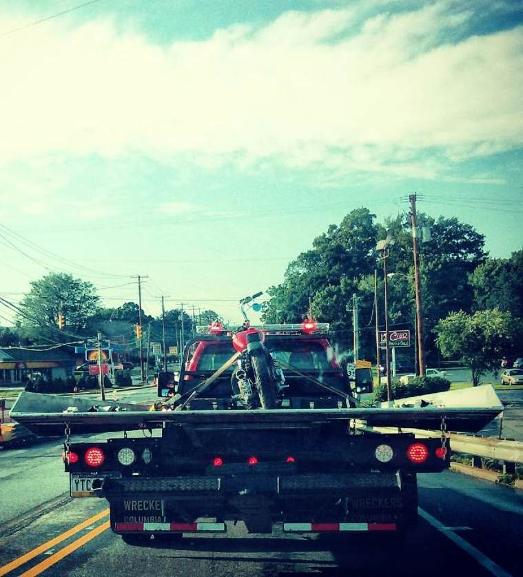Motorcycle towing service lancaster pa