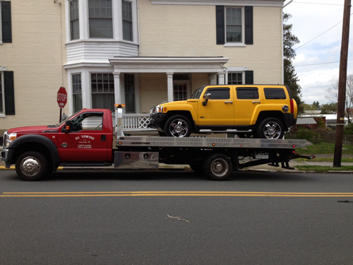 wyomissing-to-lancaster-pa-towing